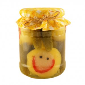 Sárga mosolygós