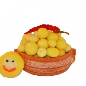 Sárga Cseresznye Paprika